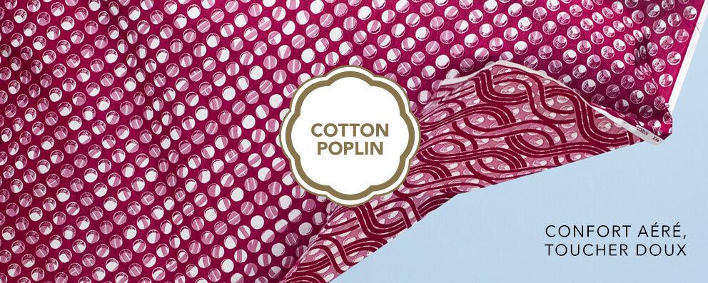 Cotton Poplin