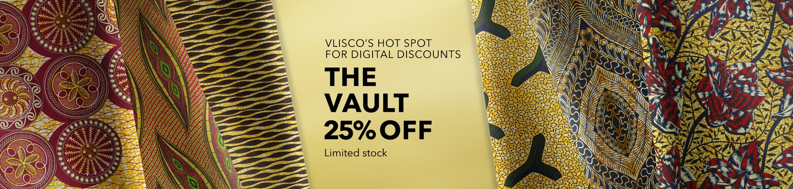 THE VAULT: Special offers