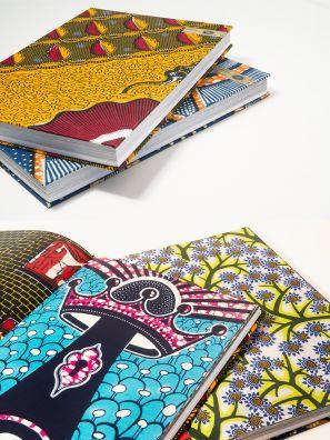 Vlisco Fabrics Book